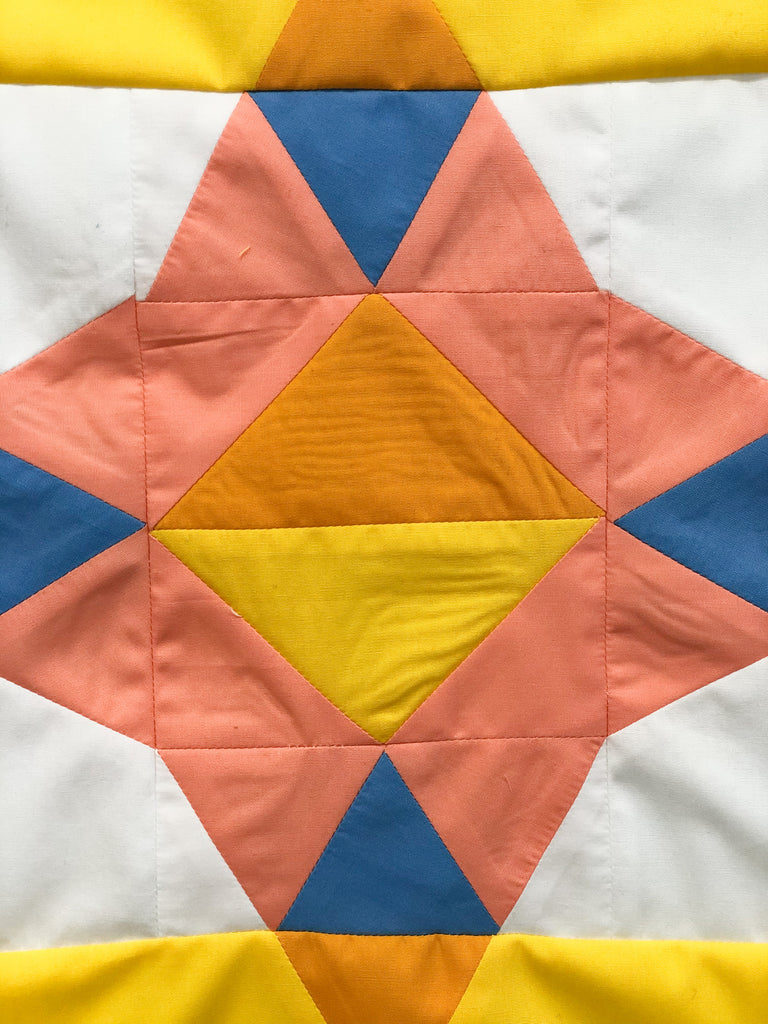 quilt camp, quilt camp quilt along, sew along, quilt along, triangles, equilateral triangles