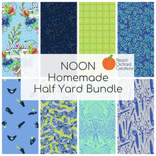 Load image into Gallery viewer, Noon -  Homemade - Half Yard Bundle