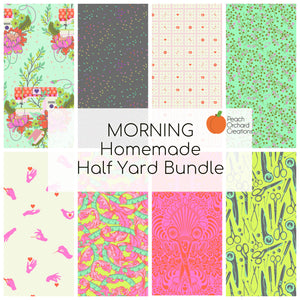 Morning -  Homemade - Half Yard Bundle