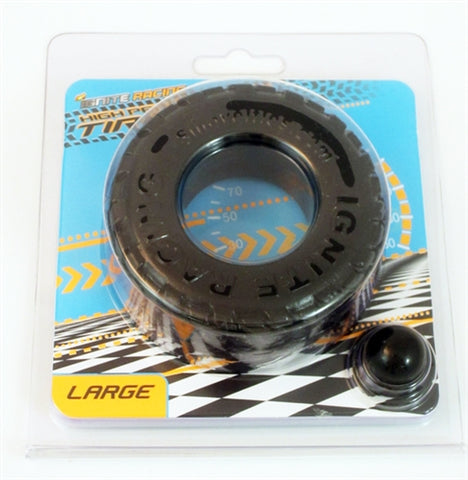 High Performance Tire Ring - Large - Black SI-95126