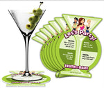Truth or Dare Party Coasters - 8 Count BC-PG05