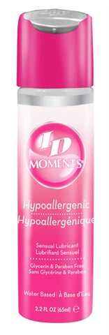 ID  Moments Water Based Lubricant 2.2 Oz ID-HWA-A2