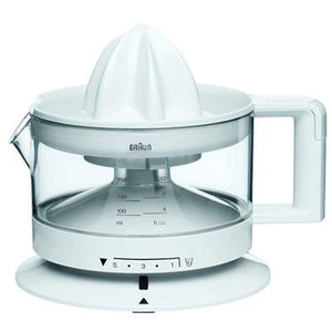 Braun CJ 3000 Tribute Collection Citrus Juicer White