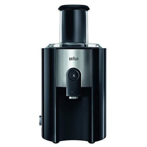 Braun J 500 Identity Collection Spin Juicer Black