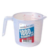 Translucent PP Measuring Cup With Open Handle