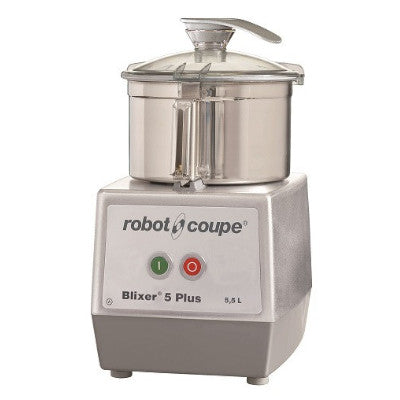 Robot Coupe Blixer 5 Plus Blender Mixer, Single Speed