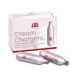 ISI Box of 10' N2O Nitrogen Charger