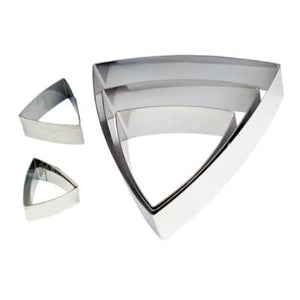 San Neng Stainless Steel Convex Triangle Cake Ring