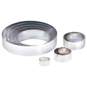San Neng Stainless Steel Round Cake Ring