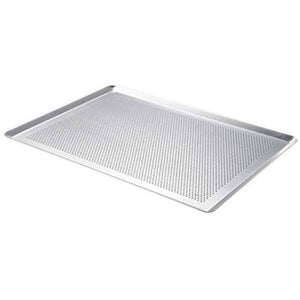 De Buyer Thick Aluminium Perforated Baking Tray