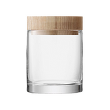 LSA Lotta Container With Ash Lid, Small