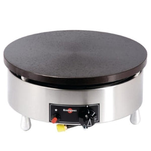 Krampouz Gas Cast Iron Crepe Maker, Luxury Range