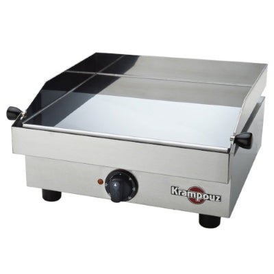Krampouz GECIA3AO Elec Stainless Steel Surface Griddle