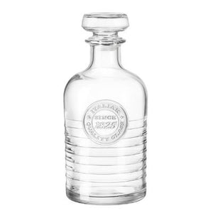 Bormioli Rocco Officina Clear Glass Decanter