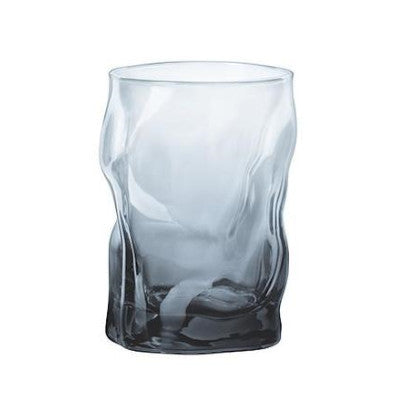 Bormioli Rocco Sorgente Water Glass, Ocean Blue