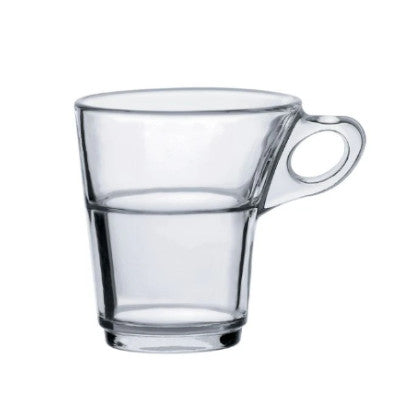 Duralex Caprice Stackable Cup, Clear