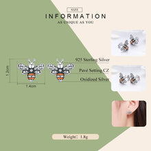 Load image into Gallery viewer, *Limited Edition* Silver Gem Earrings