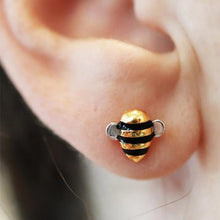 Load image into Gallery viewer, *Limited Edition* Save a Bee Earrings