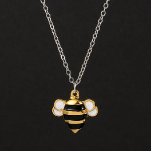 *Limited Edition* Save a Bee Necklace + Earrings