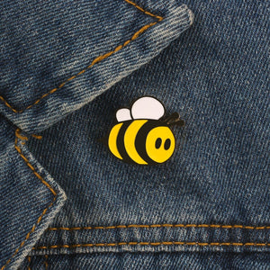Cute Cartoon Bee Pin