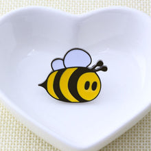 Load image into Gallery viewer, Cute Cartoon Bee Pin