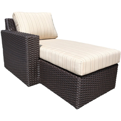 Brighton Outdoor Left Arm Chaise