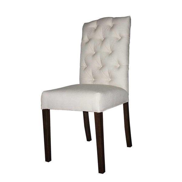 Chester Dining Chair, Natural Twill