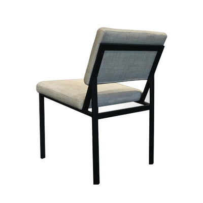 Condo Side Chair Tweed Beige