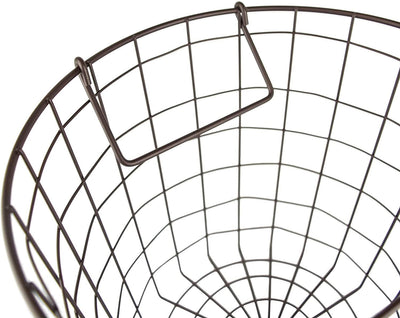 Round Hanging Wire Basket, Medium