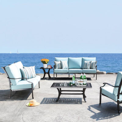 Verona Outdoor Loveseat