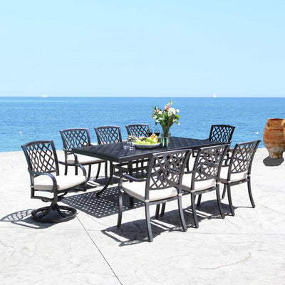 Carleton Outdoor Dining Arm Chair
