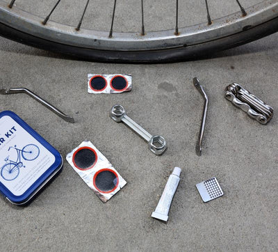 Kikkerland Bike Repair Kit
