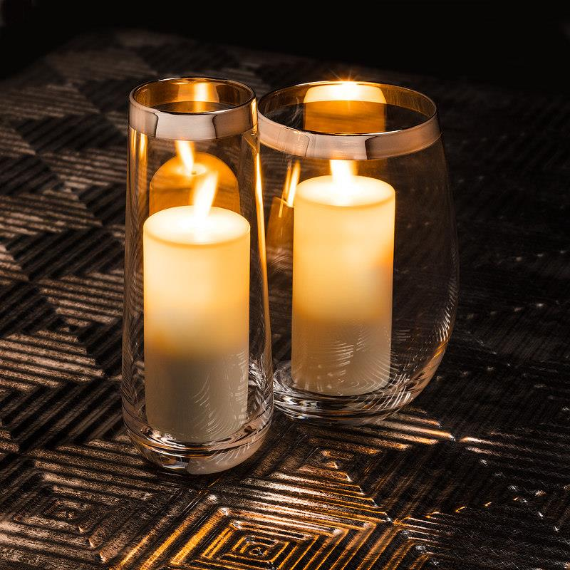 Tall Real Lite Votive