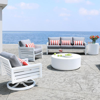 Gramercy Outdoor Deep Seating Chair