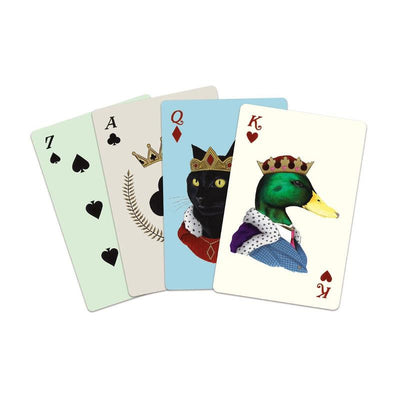 Animal Portraits Playing Cards