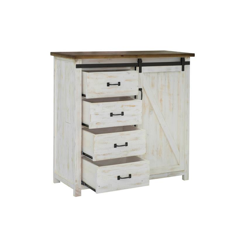 Provence 4 Drawer Chest