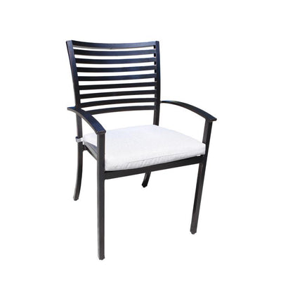 Oasis Outdoor Dining Arm Chair