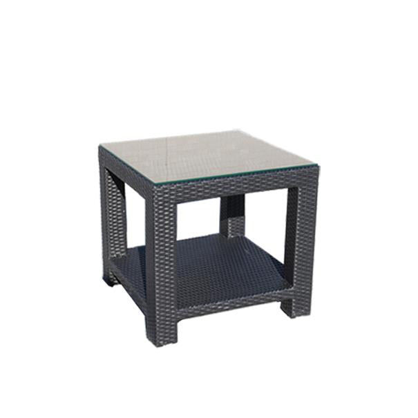 "Chorus 24"" Square Side Table"