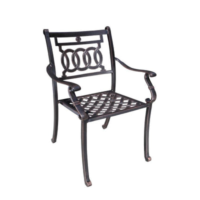 Verona Outdoor Dining Arm Chair