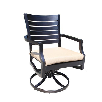 Mission Dining Swivel Rocker