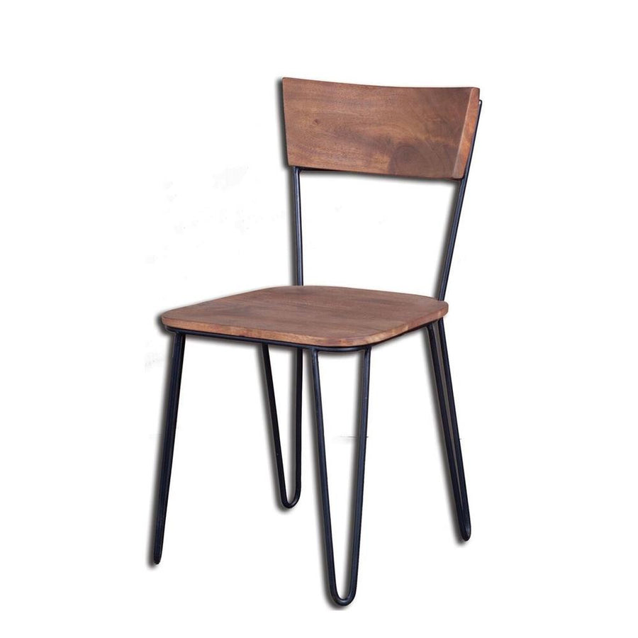 Moss Reclaimed Organic Dining Chair
