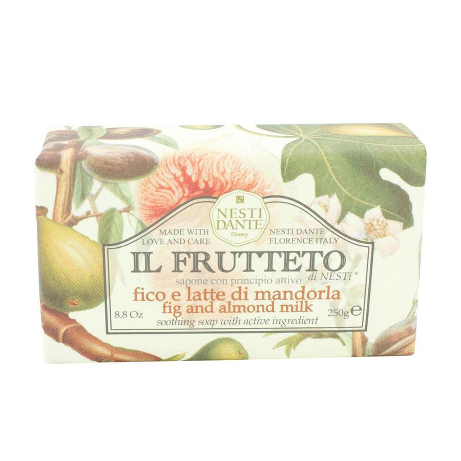 Nesti Dante IL Frutteto Soap Bar, Fig and Almond Milk