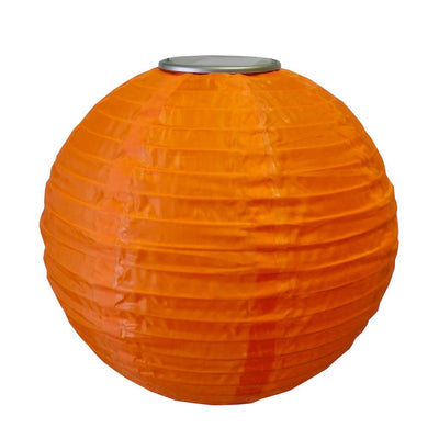 Allsop Home & Garden Soji Original Solar Lantern, Orange