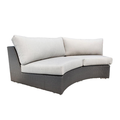 Chorus Outdoor Curved Sofa