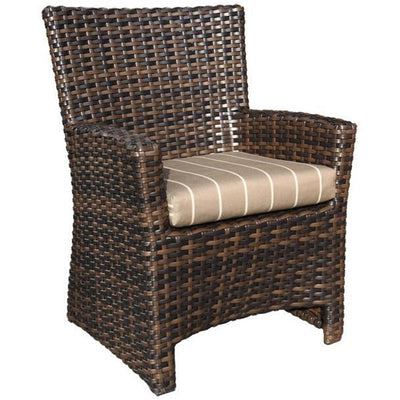 Louvre Outdoor Dining Arm Chair