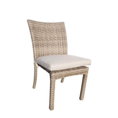 Riverside Outdoor Armless Dining Chair