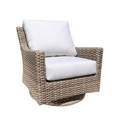 Riverside Outdoor Swivel Glider