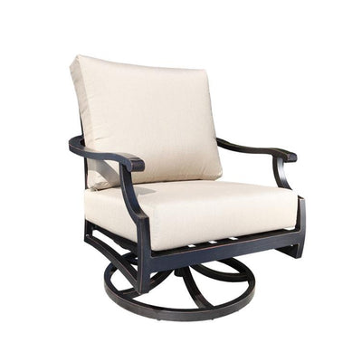 Bloom Outdoor Lounge Swivel Rocker