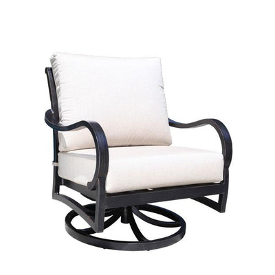 Carleton Outdoor Lounge Swivel Rocker