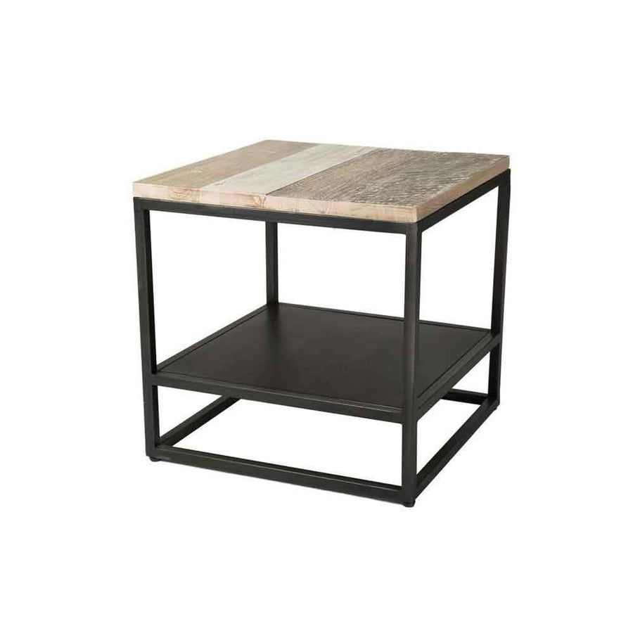 Moss Reclaimed Metro Havana Side Table